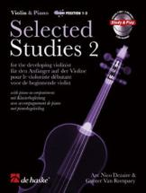 Selected Studies Vol.2 + Cd - Violon, Piano