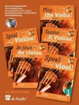 Je Joue Du Violon Vol. 2 - Accompagnement De Piano