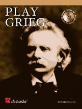 Play Grieg - Clarinette