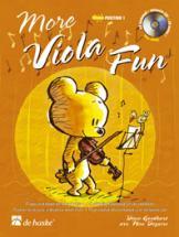 Goedhart / Dezaire - More Viola Fun + Cd