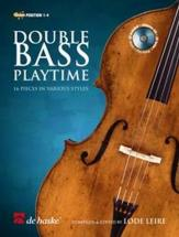 Double Bass Playtime + Cd - Contrebasse