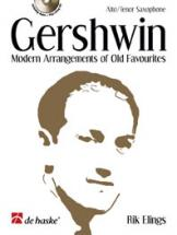 Gershwin - Modern Arrangements Of Old Favourites Saxophone Alto / Tenor + Cd