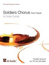 Gounod Charles - Soldiers Chorus From Faust - Quintette Cuivres