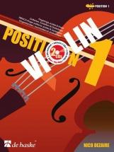 Dezaire Nico - Violin Position 1