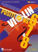Dezaire Nico - Violin Positions 6, 7 and 8 - Violon