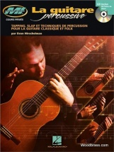 Hirschelman Evan - La Guitare Percussive + Cd