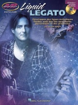 Liquid Legato + Cd - Guitar