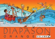 Diapason Orange Vol.2 - Chants Fête Et Priere