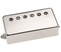 Dimarzio Dgg1601-ni Capot Micro Humbuckuer F-spaced Nickel