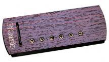 Dimarzio Micro Instrument Acoustique Dp136-rw Super Natural Plus Retro Blanc