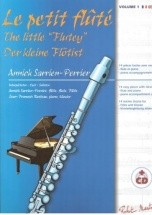Sarrien Perrier A. - Le Petit Flute Vol.1
