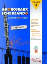 Laroche G. - Amoroseaux Scherzando - Hautbois