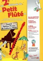 Sarrien-perrier A. - La Deuxieme Methode Du Tout Petit Flute