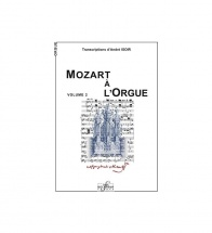 Mozart Wolfgang-amadeus - Mozart A L'orgue -  Vol. 2