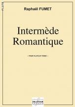 Fumet Raphael - Intermede Romantique Pour Flute Et Piano