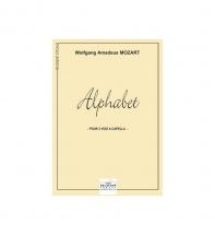 Mozart Wolfgang-amadeus - Alphabet