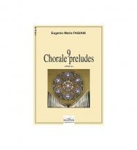 Fagiani Eugenio-maria - 9 Chorals Et Preludes Jazz Pour Orgue