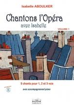 Aboulker Isabelle - Chantons L