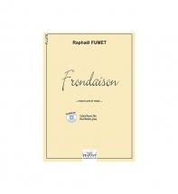 Fumet Raphael - Frondaison Pour Flute Et Piano