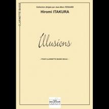 Itakura Hiromi - Illusions - Clarinette Basse Seule