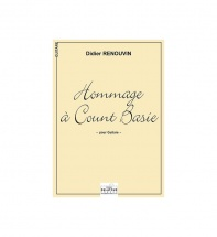 Renouvin Didier - Hommage A Count Basie Pour Guitare