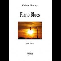 Mourey Colette - Piano Blues
