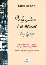 Renouvin Didier - De La Guitare A La Musique - Petit Traite A L