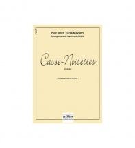 Tchaikovski Piotr-illitch - Ballet Casse-noisettes Pour Quatuor De Flutes