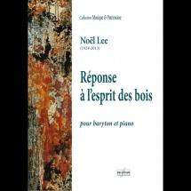 Lee Noel - Reponse A L