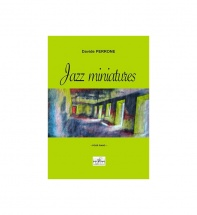 Perrone Davide - Jazz Miniatures Pour Piano