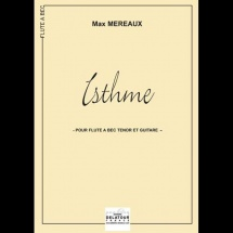 Max Mereaux - Isthme - Flute A Bec Tenor and Guitare