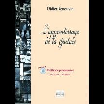 Didier Renouvin - L'apprentissage De La Guitare + Cd