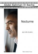 El Bacha Abdel Rahman - Nocturne Pour Alto Et Piano
