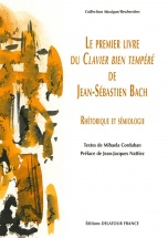 Corduban Mihaela - Le Premier Livre Du Clavier Bien Tempere De Jean-sebastien Bach