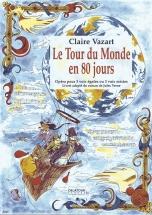Vazart Claire - Le Tour Du Monde En 80 Jours (piano-chant)