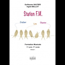 Bellot Ingrid and Vautier Guillaume - Station F.m. Vol.1