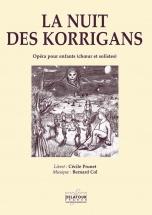 Col B. / Prunet C. - La Nuit Des Korrigans - Chant and Piano