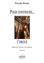 Rouet Pascale - Pour Continuer L