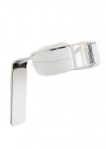 Dna Guitar Gear Dna Headlock Wall Hanger Chrome