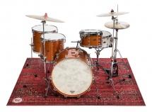 Drum N Base Tapis Vintage Persian 1.85 X 1.60cm Antidérapant
