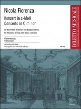 Fiorenza Nicola - Concerto In C Minor - Flute A Bec Alto and Piano