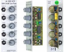 Doepfer A-105 Ssm Filter