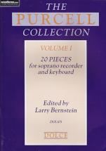 The Purcell Collection Vol.1 - 20 Pieces For Soprano Recorder And Keyboard
