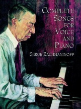 Rachmaninoff S. - Complete Songs For Voice & Piano