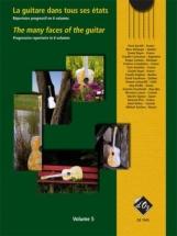 La Guitare Dans Tous Ses Etats Vol.5