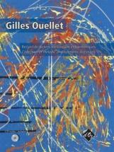 Ouellet Gilles - Recueils De Dictees Melodiques Et Harmoniques + Cd
