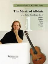 Albeniz I. - The Music Of Albeniz Vol.1 From Opus 47 - Guitare