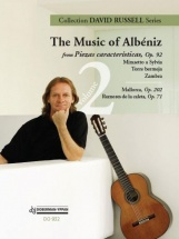 Albeniz I. - The Music Of Albeniz Vol.2 - Guitare