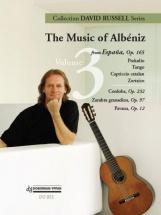 Albeniz I. - The Music Of Albeniz Vol.3 - Guitare