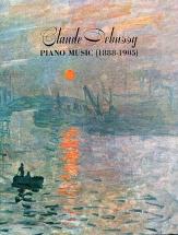 Debussy Claude - Piano Music, 1888-1905 - Piano Solo